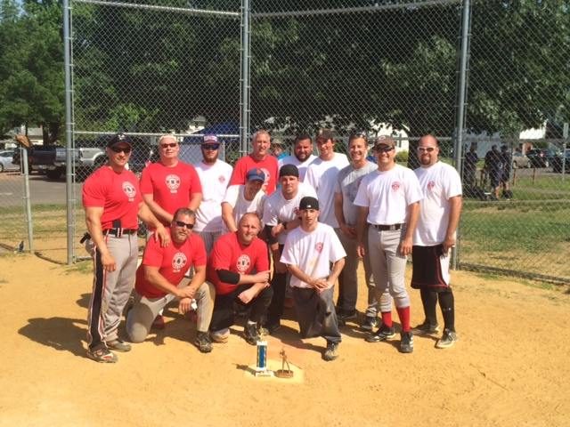 June 2014 Jaycees Softball Tournament